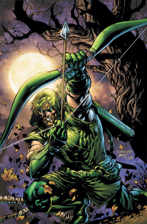 Green Arrows City Green Arrow