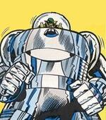 Mammoth (Hydra) (Earth-616) Aurora Comic Scene Model Book Vol 1 182