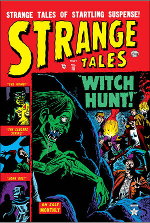 Strange Tales Vol 1 18
