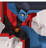 Kurt Wagner (Earth-91119) from Marvel Super Hero Squad Online 001