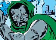 Victor von Doom (Earth-616) from Amazing Spider-Man Vol 1 5 0001