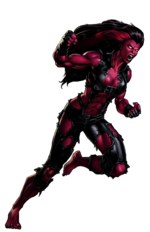 Elizabeth Ross (Earth-12131) from Marvel Avengers Alliance 0001