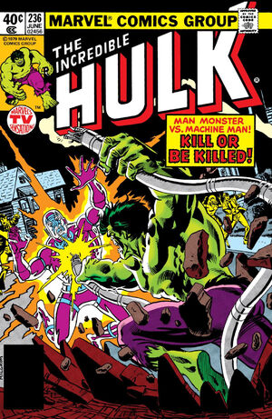 Incredible Hulk Vol 1 236