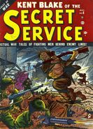 Kent Blake of the Secret Service Vol 1 6