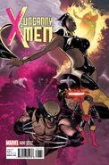 Uncanny X-Men Vol 1 600 Hughes Variant