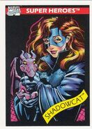Katherine Pryde (Earth-616) from Marvel Universe Cards Series I 0001