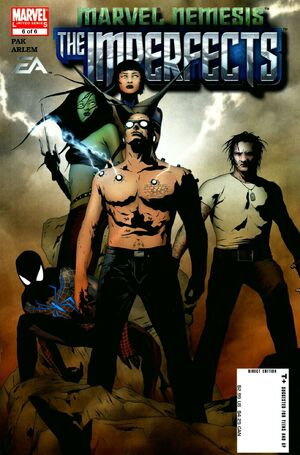 Marvel Nemesis The Imperfects Vol 1 6