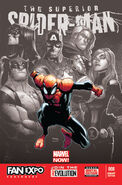 Superior Spider-Man Vol 1 8 Fan Expo Vancouver Variant