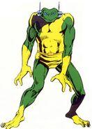 Frog-Man (Le Blanc)