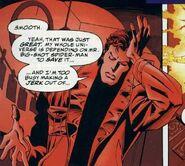 Peter Parker (Ben Reilly) (Earth-616)-Marvel Versus DC Vol 1 3 002jpg
