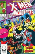 X-Men and the Micronauts Vol 1 2