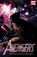 Avengers The Children's Crusade Vol 1 2 Second Printing Variant