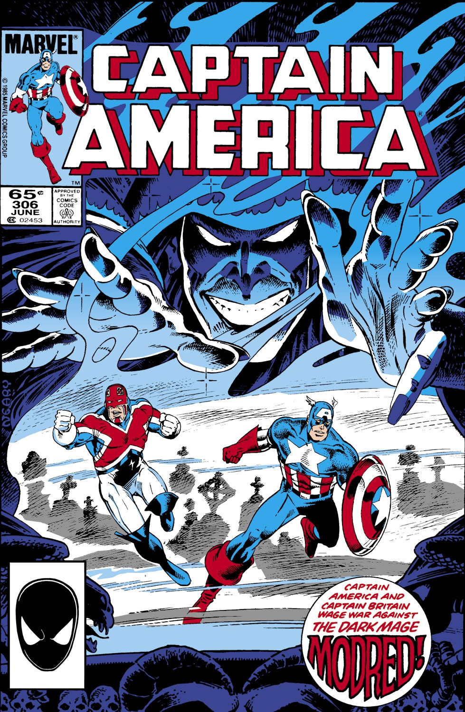 Captain America Vol 1 306