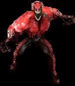 Marvel Heroes Toxin Render