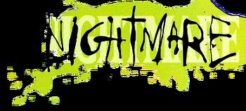 Nightmare (1994) logo