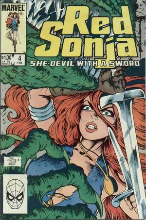 Red Sonja Vol 3 4