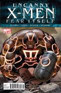 Uncanny X-Men Vol 1 540