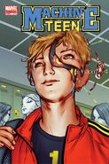 Machine Teen Vol 1 1