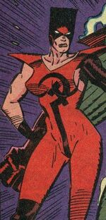 Scattershot (Natalya) (Earth-616) from Darkhawk Vol 1 16 001