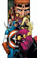 Avengers Thunderbolts Vol 1 1 Textless