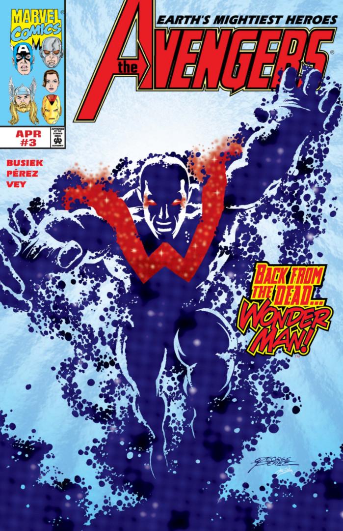 Avengers Volume 3 #3