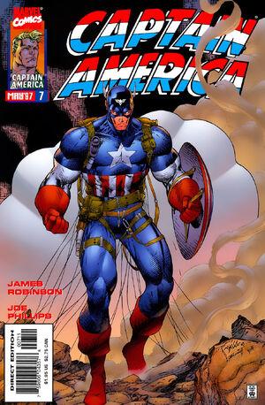 Captain America Vol 2 7