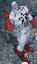 Hate-Monger (National Force) (Earth-616) from Punisher War Journal Vol 2 9 001