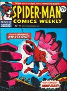 Spider-Man Comics Weekly Vol 1 71