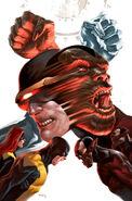 X-Men First Class Vol 1 6 Textless