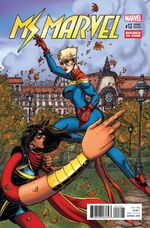 Ms. Marvel Vol 4 13 Divided We Stand Variant