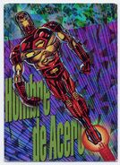 Anthony Stark (Earth-616) from Marvel Pepsi Cards (Trading Cards) 0001