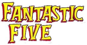 Fantastic Five Logo