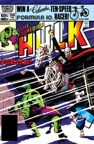 Incredible Hulk Vol 1 268