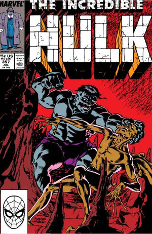 Incredible Hulk Vol 1 357