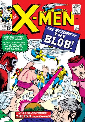 X-Men Vol 1 7