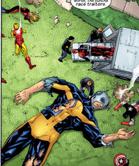 Avengers (Earth-94831) from Exiles Vol 1 39 0001