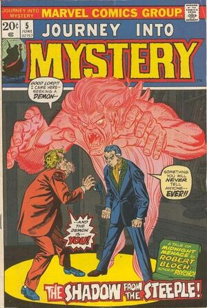 Journey into Mystery Vol 2 5