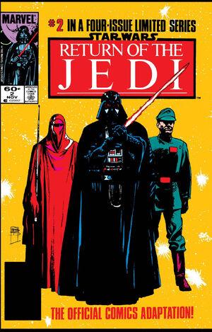 Star Wars Return of the Jedi Vol 1 2