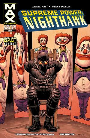Supreme Power Nighthawk Vol 1 5