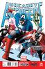 Uncanny Avengers Vol 1 4 Cassaday Variant
