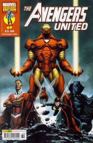 Avengers United Vol 1 69