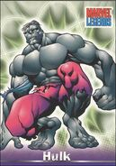 Bruce Banner (Earth-616) from Marvel Legends (Trading Cards) 0002
