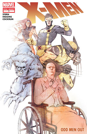 X-Men Odd Men Out Vol 1 1