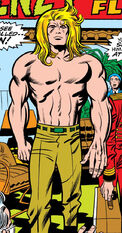 Kevin Plunder (Earth-616) from Astonishing Tales Vol 1 2 001