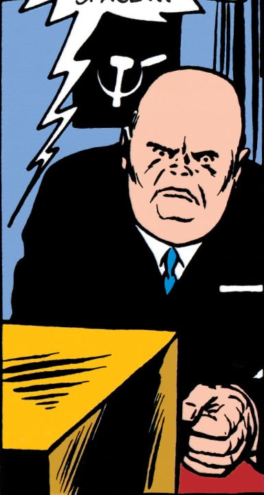 Nikita Khrushchev (Earth-616) from Tales of Suspense Vol 1 41 001