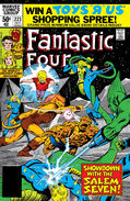 Fantastic Four Vol 1 223