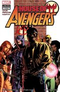 House of M Avengers Vol 1 1