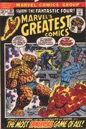Marvel's Greatest Comics Vol 1 39