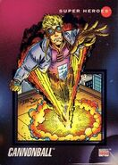 Samuel Guthrie (Earth-616) from Marvel Universe Cards Series III 0001