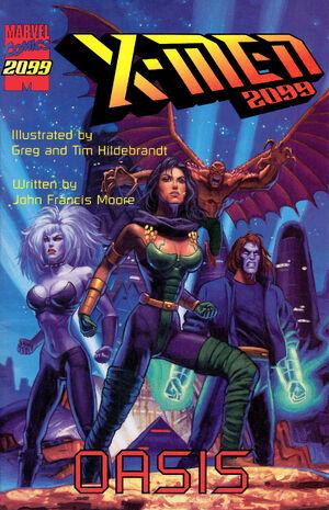 X-Men 2099 Oasis Vol 1 1
